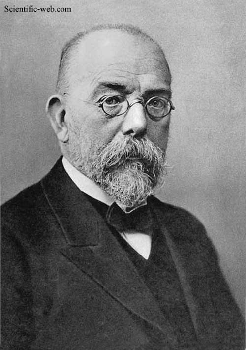 Robert koch robert koch and his second wife images of scientists index