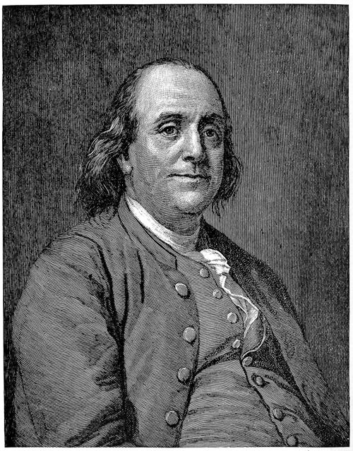 the americanization of benjamin franklin thesis